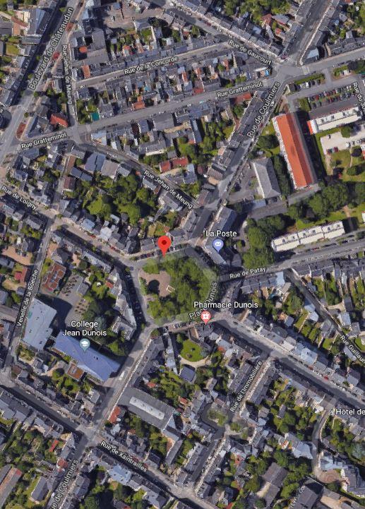 prix au m2 - estimation immobilière - Orléans Dunois